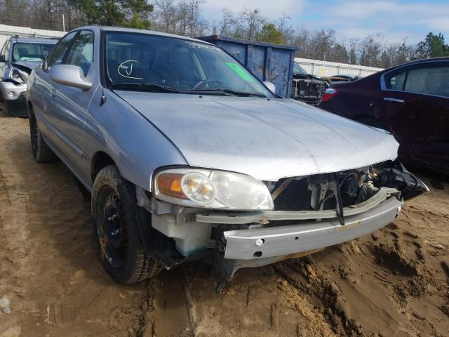 Salvage cars for sale from Copart Gaston, SC: 2006 Nissan Sentra 1.8