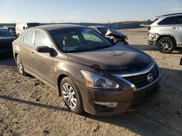Salvage cars for sale from Copart Kansas City, KS: 2013 Nissan Altima 2.5