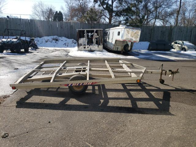Triton salvage cars for sale: 2001 Triton Trailer