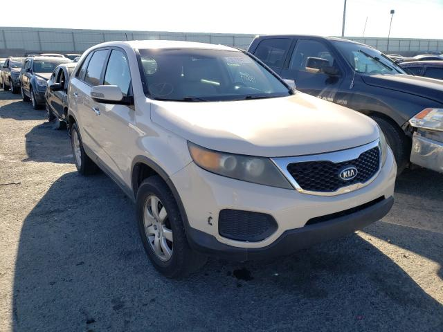 Salvage cars for sale from Copart Albuquerque, NM: 2011 KIA Sorento BA