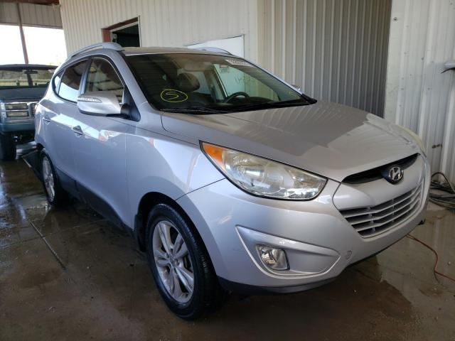 Salvage cars for sale from Copart Homestead, FL: 2013 Hyundai Tucson GLS