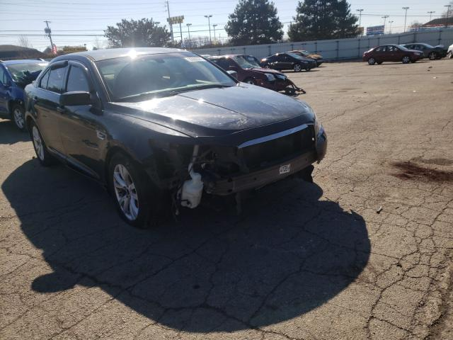 Salvage cars for sale from Copart Moraine, OH: 2012 Ford Taurus SEL