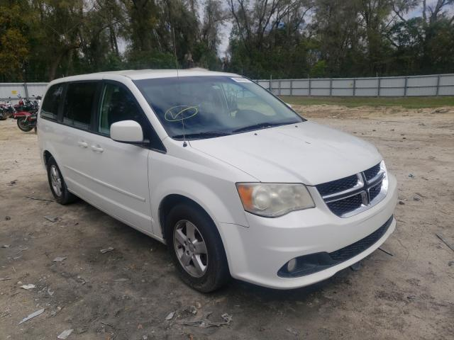 Salvage cars for sale from Copart Ocala, FL: 2012 Dodge Grand Caravan
