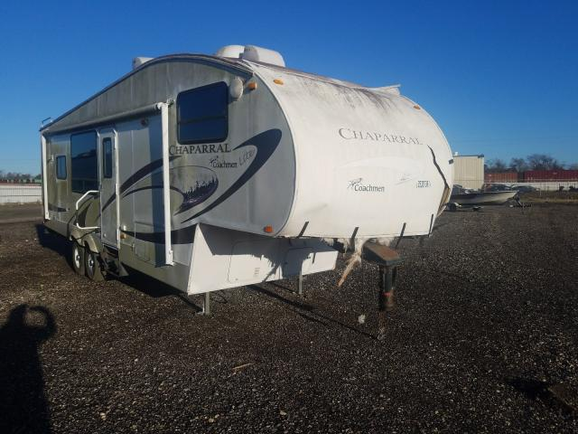 Chapparal salvage cars for sale: 2008 Chapparal Trailer