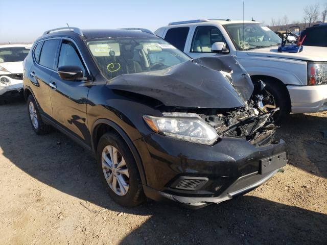 2015 NISSAN ROGUE S - Other View