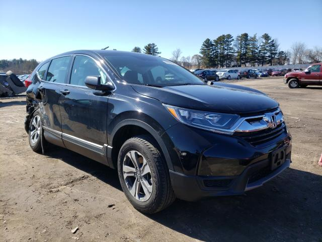 Salvage cars for sale from Copart Finksburg, MD: 2019 Honda CR-V LX