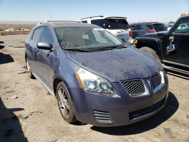 Salvage cars for sale from Copart Albuquerque, NM: 2009 Pontiac Vibe