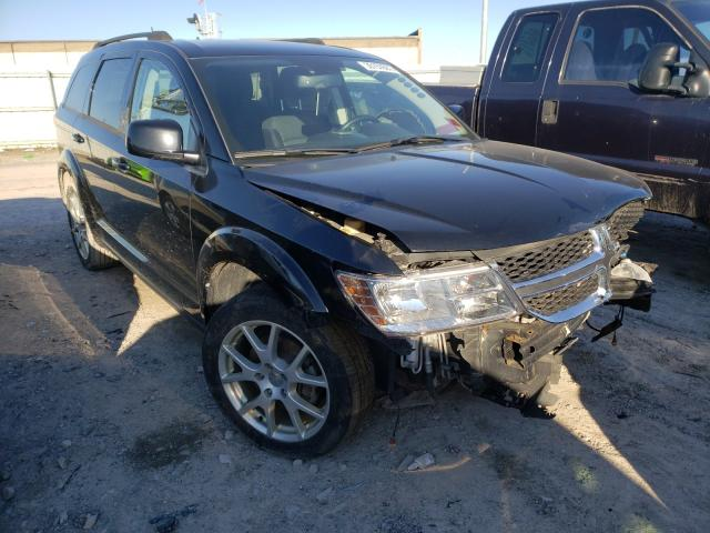 Vehiculos salvage en venta de Copart Columbus, OH: 2014 Dodge Journey SX