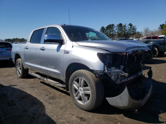 Salvage cars for sale from Copart Finksburg, MD: 2012 Toyota Tundra CRE