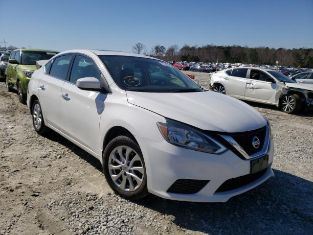 2016 NISSAN SENTRA S 3N1AB7APXGY339242