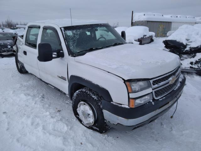 Salvage cars for sale from Copart Anchorage, AK: 2005 Chevrolet Silverado