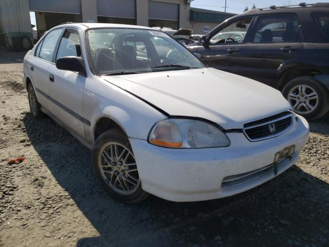 Salvage cars for sale from Copart Eugene, OR: 1997 Honda Civic LX
