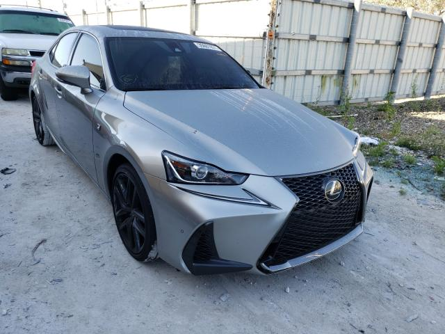 Vehiculos salvage en venta de Copart Homestead, FL: 2020 Lexus IS 300 F-S
