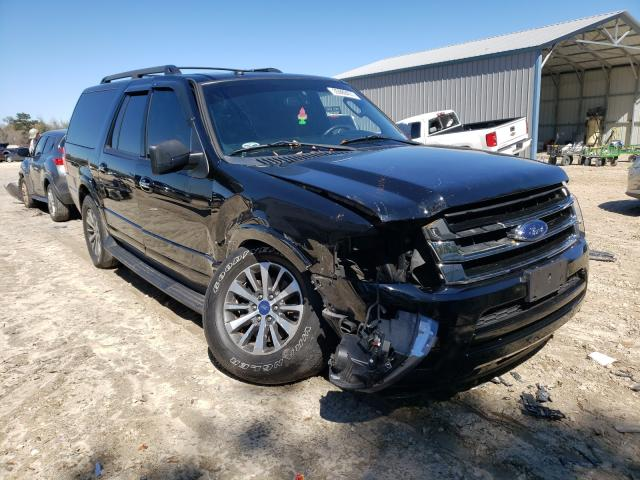 Ford Expedition salvage cars for sale: 2017 Ford Expedition