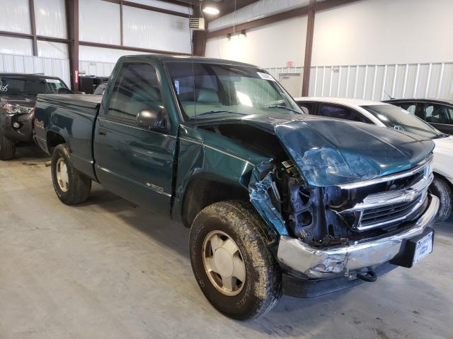 Salvage cars for sale from Copart Byron, GA: 1998 Chevrolet GMT-400 K1