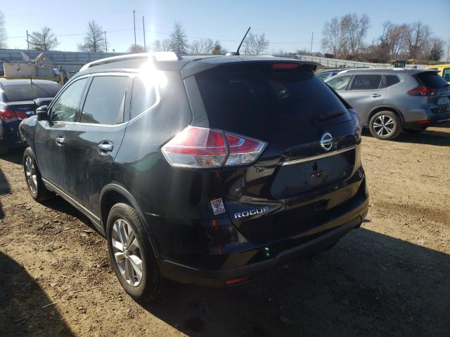2015 NISSAN ROGUE S - Right Front View