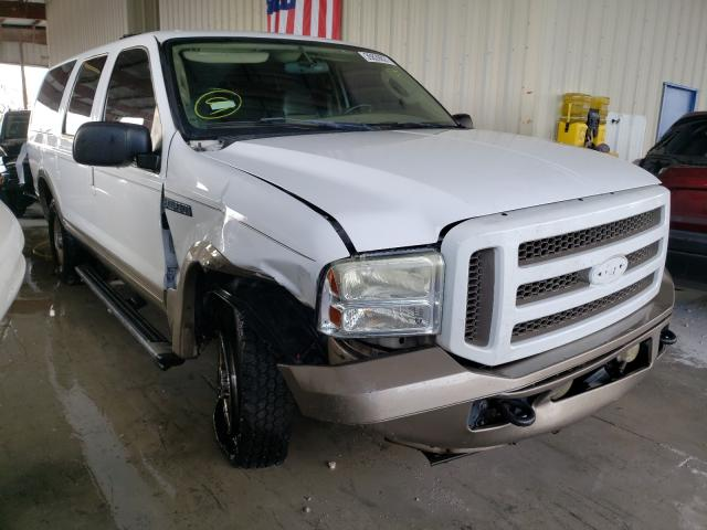 Salvage cars for sale from Copart Homestead, FL: 2005 Ford Excursion