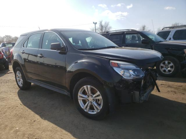 2017 Chevrolet Equinox LS en venta en Baltimore, MD
