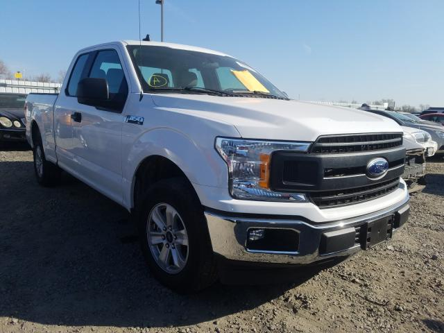 Salvage cars for sale from Copart Sacramento, CA: 2020 Ford F150 Super