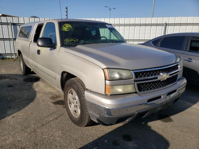 Salvage cars for sale from Copart Martinez, CA: 2006 Chevrolet Silverado