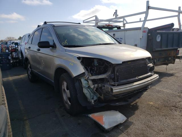 Salvage cars for sale from Copart Vallejo, CA: 2008 Honda CR-V LX