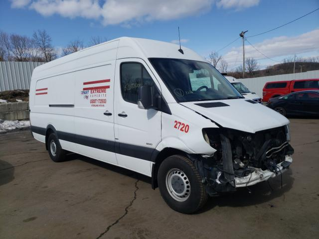 Mercedes-Benz Sprinter 2 salvage cars for sale: 2016 Mercedes-Benz Sprinter 2