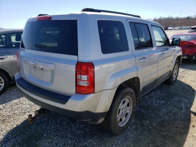 2011 JEEP PATRIOT SP - Right Rear View