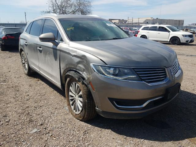 2016 LINCOLN MKX SELECT 2LMTJ6KR3GBL63538