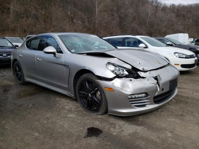 Porsche salvage cars for sale: 2010 Porsche Panamera S