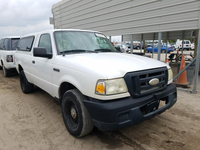 Salvage cars for sale from Copart West Palm Beach, FL: 2006 Ford Ranger