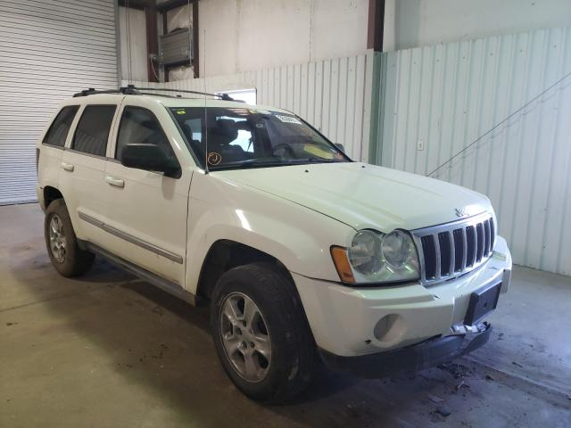 Salvage cars for sale from Copart Lufkin, TX: 2006 Jeep Grand Cherokee