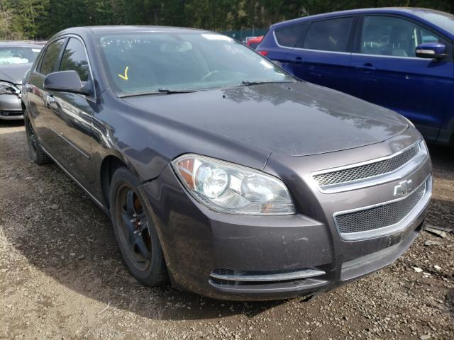 Salvage cars for sale from Copart Graham, WA: 2012 Chevrolet Malibu 1LT