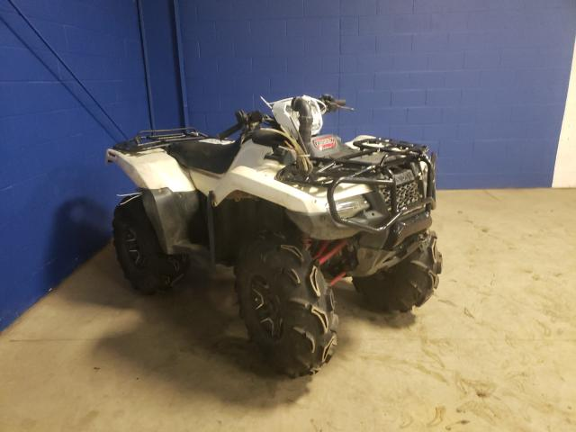Salvage cars for sale from Copart Chalfont, PA: 2016 Honda TRX500 FA