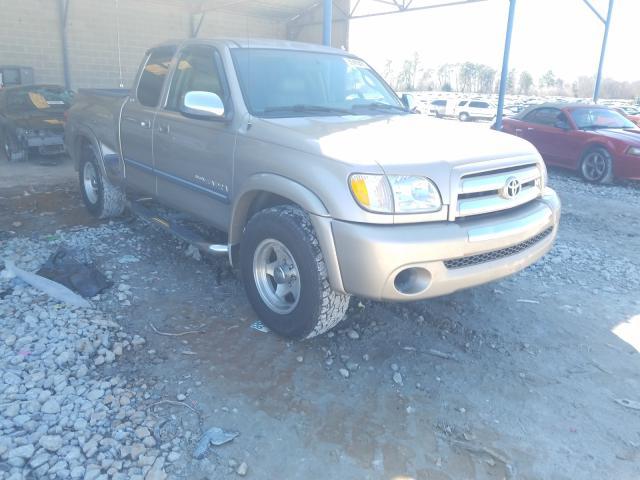 2004 Toyota Tundra ACC en venta en Cartersville, GA