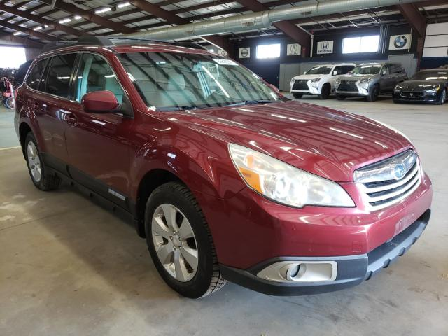 Subaru salvage cars for sale: 2011 Subaru Outback 2