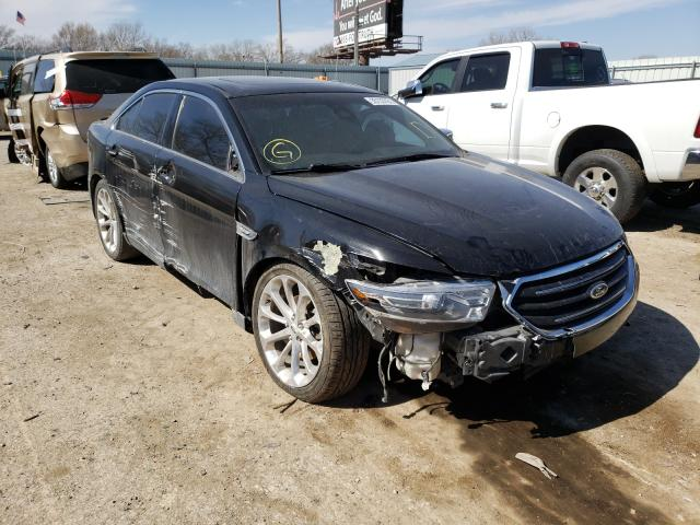 Salvage cars for sale from Copart Wichita, KS: 2015 Ford Taurus LIM