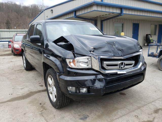 Salvage cars for sale from Copart Ellwood City, PA: 2011 Honda Ridgeline