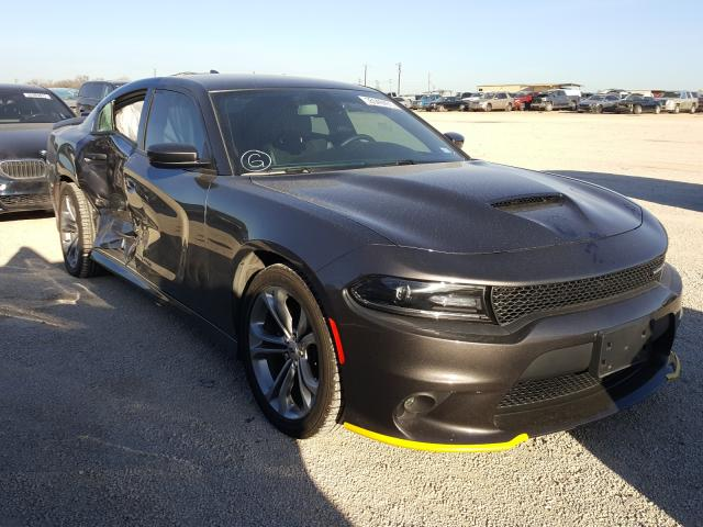 Salvage cars for sale from Copart San Antonio, TX: 2020 Dodge Charger GT