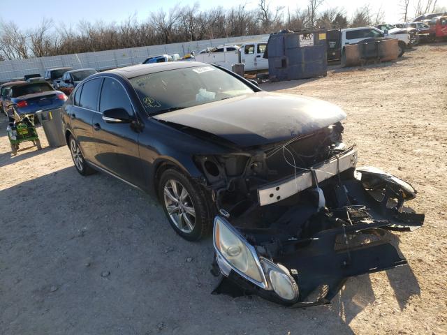 2010 LEXUS GS 350 JTHCE1KS6A0024810
