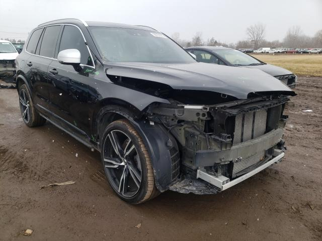 Salvage cars for sale from Copart Columbia Station, OH: 2017 Volvo XC90 T6