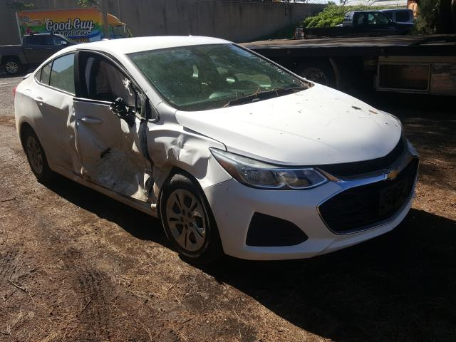 Chevrolet Cruze salvage cars for sale: 2019 Chevrolet Cruze