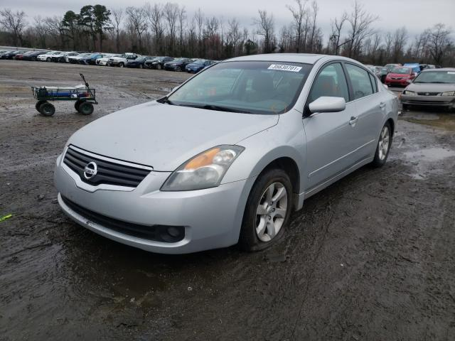 2007 NISSAN ALTIMA 2.5 - Left Front View