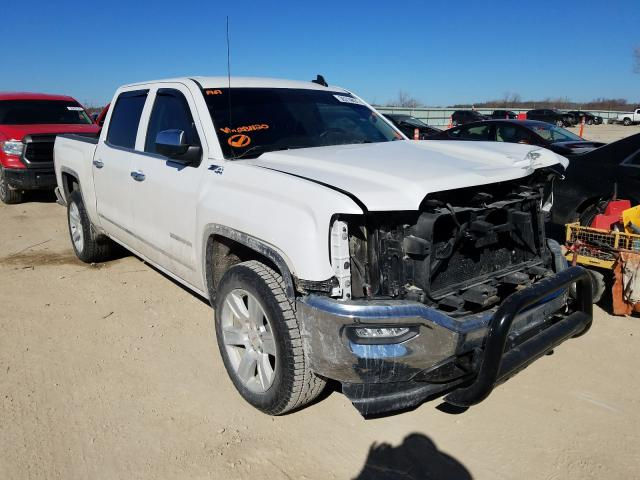 Salvage cars for sale from Copart Kansas City, KS: 2016 GMC Sierra K15