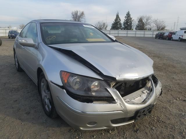 Acura salvage cars for sale: 2005 Acura RL