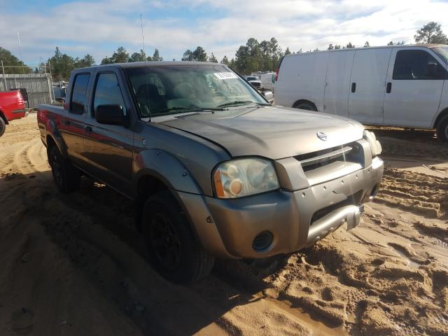 Salvage cars for sale from Copart Gaston, SC: 2004 Nissan Frontier C