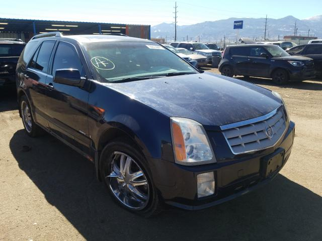 Cadillac salvage cars for sale: 2006 Cadillac SRX