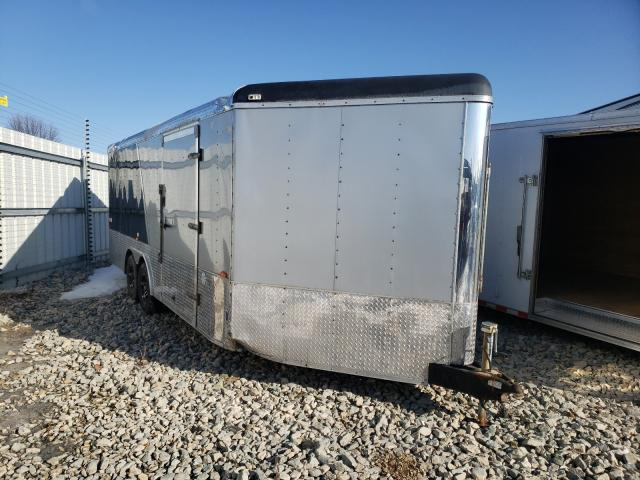 Salvage 2013 HAUL TRAILER - Small image. Lot 34922141
