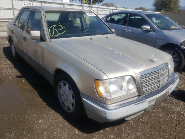 Mercedes-Benz salvage cars for sale: 1994 Mercedes-Benz E 320