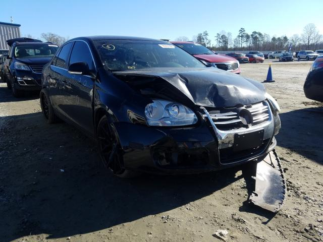 Salvage cars for sale from Copart Spartanburg, SC: 2010 Volkswagen Jetta SE