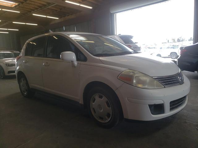 Nissan salvage cars for sale: 2007 Nissan Versa